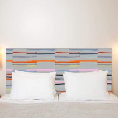 t te de lit filature mademoiselle tiss camif ref a100179937180. Black Bedroom Furniture Sets. Home Design Ideas