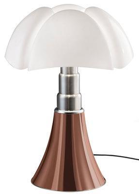 Lampe de table Pipistrello LED / H 66 à 86 cm