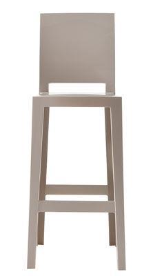 chaise de bar one more please h 65cm plastique. Black Bedroom Furniture Sets. Home Design Ideas