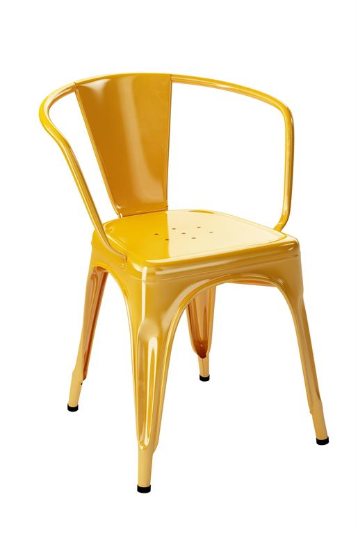 Fauteuil A56  bouton d'Or