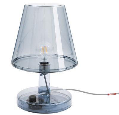 Lampe de table Trans-parents / Ø 32 x H 50 cm