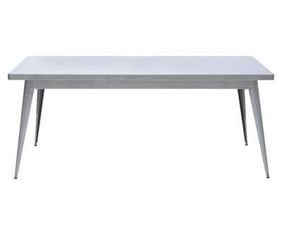 Table 55 / 190 x 80 cm - Pieds métal - Tolix