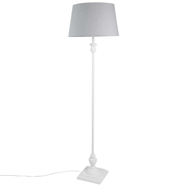 Lampadaire gris H159
