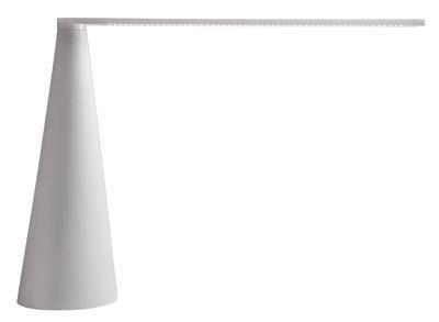 Lampe de table Elica grand modèle H 52 cm - Martinelli