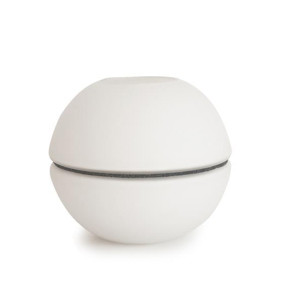 Lampe LED Design Taranto Blanc - Calabaz