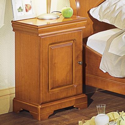 Chevet 1 porte ferrure gauche anna camif ref a10015236 for Camif chambre a coucher