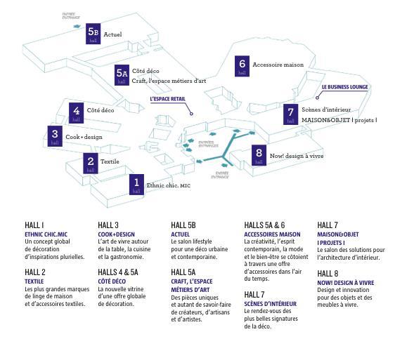 Salon maison et objet paris 2014 for Maison et objet horaires