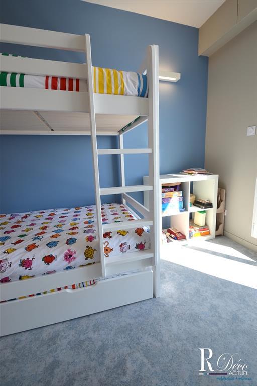 Chambre enfants color e r d co actuel photo n 48 domozoom - Chambre enfant coloree ...