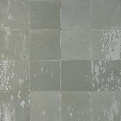 Zellige Gris Moyen Chaud Mosaic Del Sur Ref 1044 Domozoom