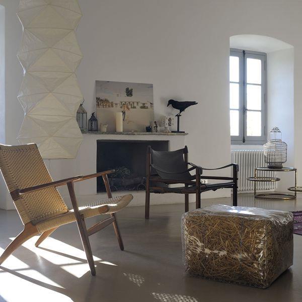 Décoration de salon : blanc et naturel pour la sérénité ! par ...