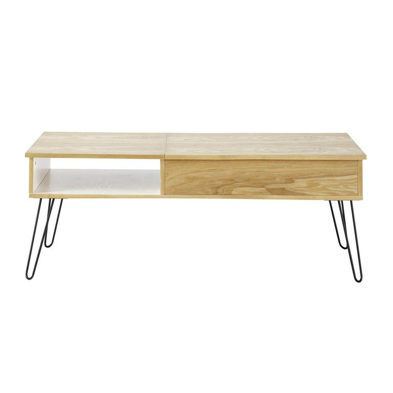 Table salon maison du monde affordable table basse for Table basse scandinave maison du monde