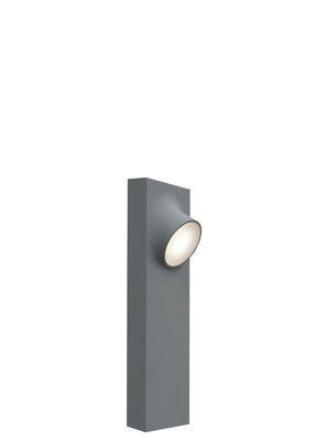 Lampe de sol Ciclope Double LED / extérieur - H 50 cm