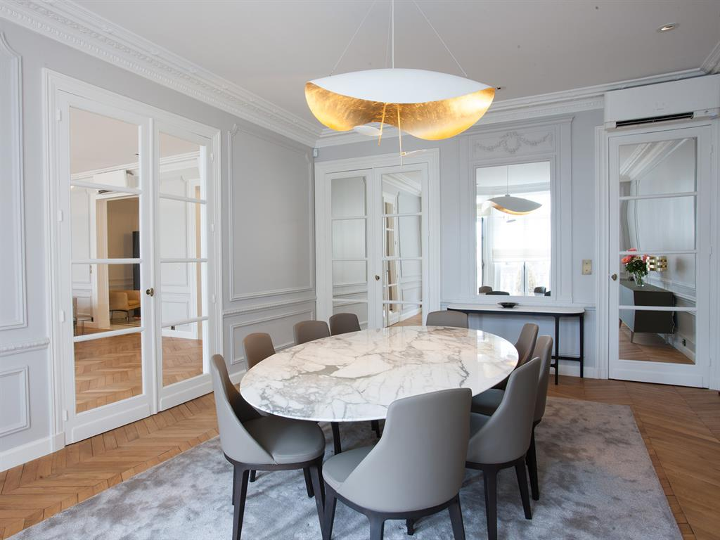 Stunning Decoration Appartement Haussmannien Images