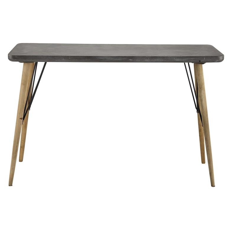 Table console grise Cleveland