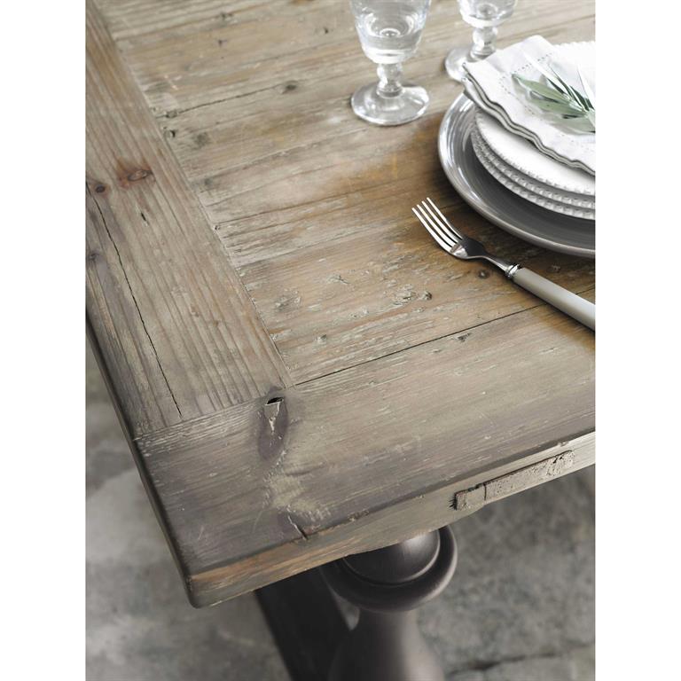 Table à manger en sapin 6/8 personnes L220 Pauillac