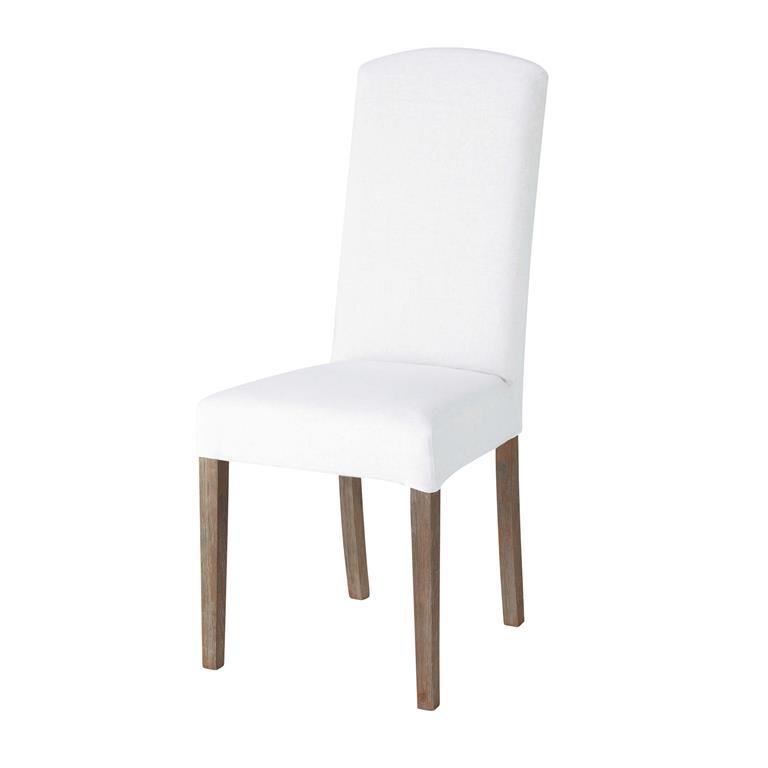 Chaise maison du monde amazing fauteuil de bureau en - Housse de chaise maison du monde ...