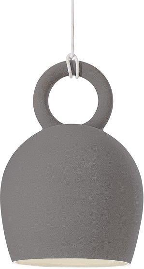 Suspension en céramique gris foncé Caló 30 - Pott
