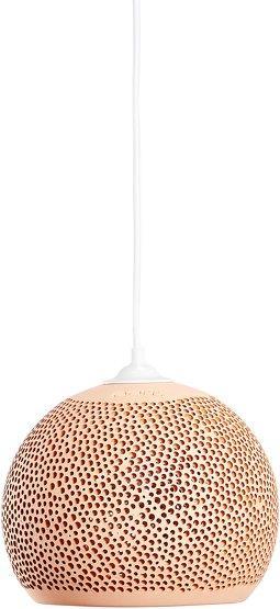 Suspension en céramique terracota SpongeUp