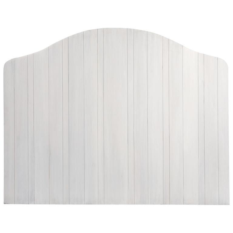 Tête de lit en manguier blanche L 160 cm Apolline