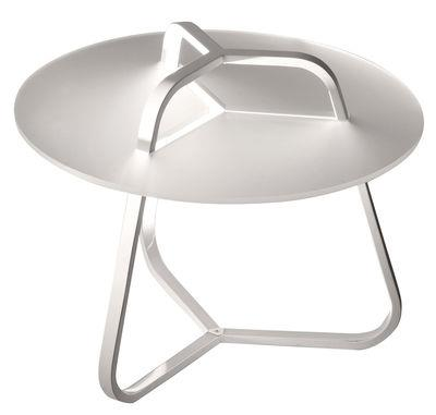 Table d´appoint lumineuse Toy / H 50 cm - Martinelli Luce blanc
