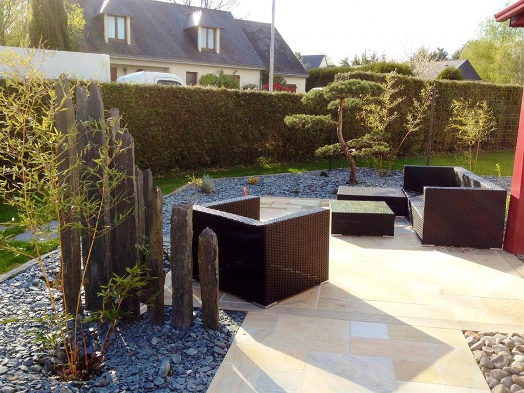 Beautiful Amenagement D Une Terrasse Images - Yourmentor.info ...
