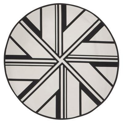 tapis black star pour sapin de no l 120 cm ferm living. Black Bedroom Furniture Sets. Home Design Ideas