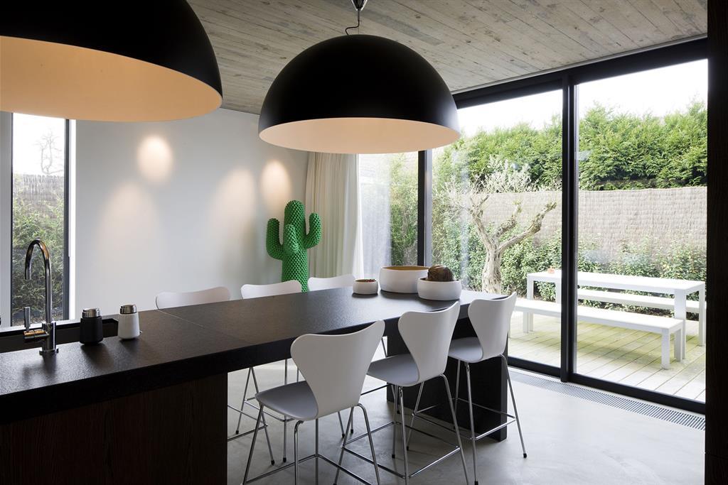 Image Ilot cuisine et son espace déjeuner GUILLAUME DA SILVA