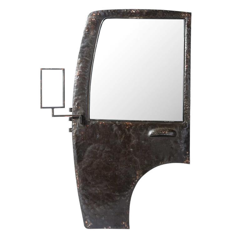 Miroir indus porti re tacot maisons du monde ref 138292 for Miroir industriel maison du monde