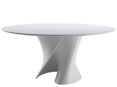 Table S / Ø 140 cm - MDF Italia Blanc en Matière plastique