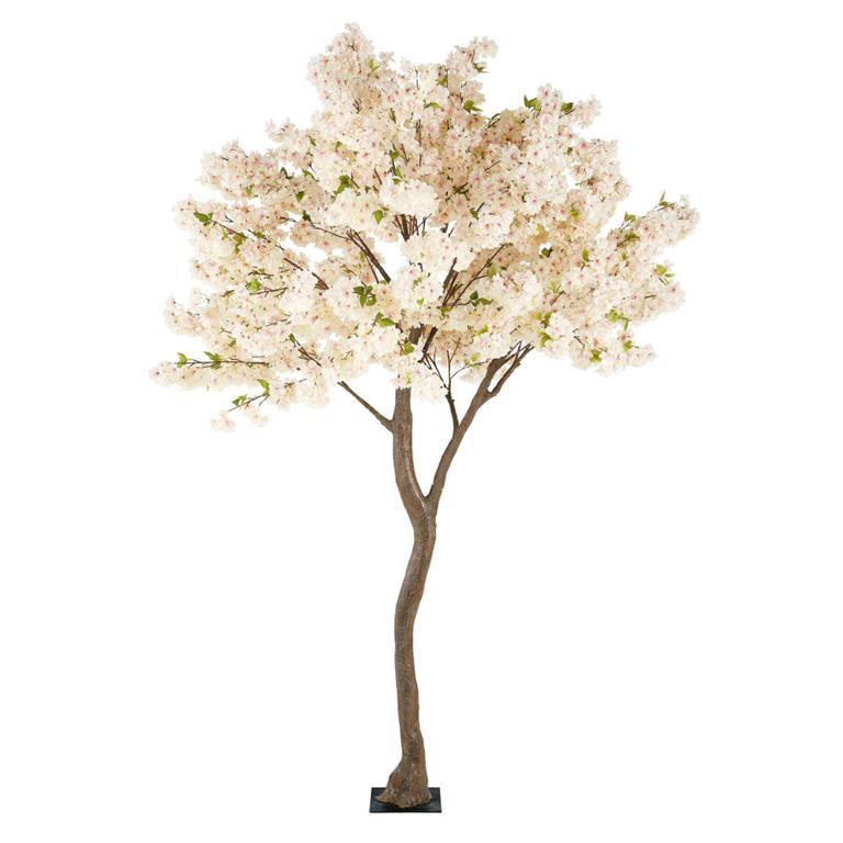 Cerisier artificiel rose H262