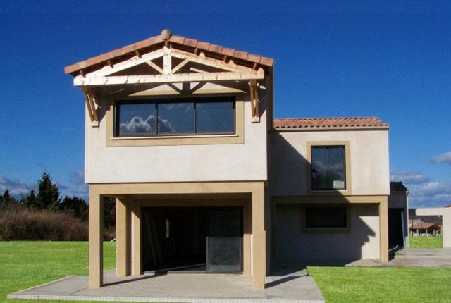 Maison avec terrasse couverte valerie garnier photo n 64 for Maison avec terrasse couverte
