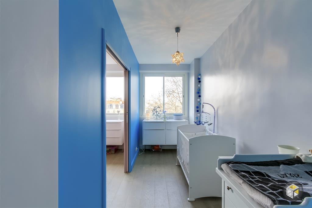 Chambre D 39 Enfant En Nuances De Bleu R Novateurs Photo N 21