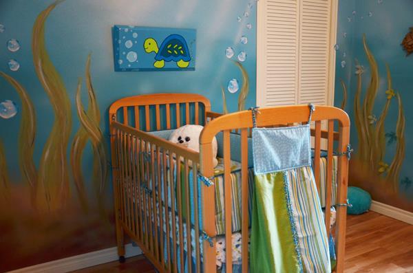 Décoration chambre bébé : des idées, des couleurs, des meubles par ...