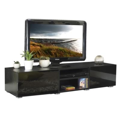 meuble tv orcade 2 tiroirs 2 niches camif ref a20017411012. Black Bedroom Furniture Sets. Home Design Ideas
