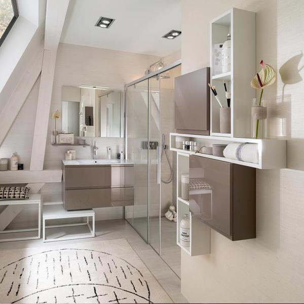 Meuble Salle de bain Unique Pure