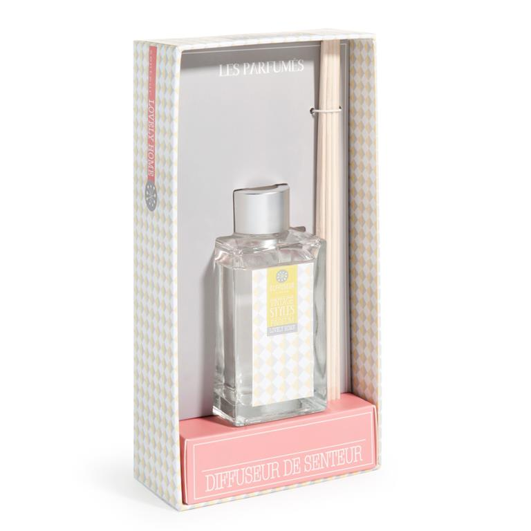 Diffuseur 100 ml  LOVELY HOME