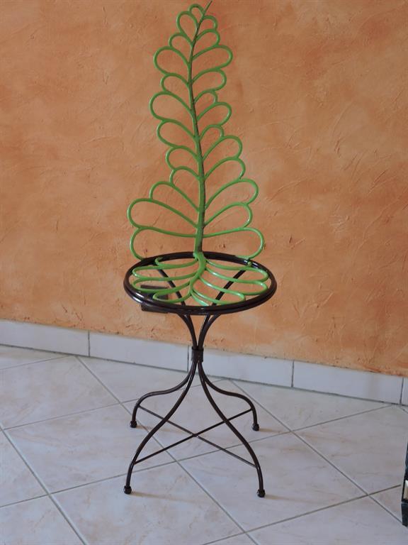 Chaise branche