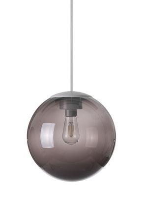 Suspension Spheremaker / Ø 25 cm - Fatboy marron foncé en matière plastique