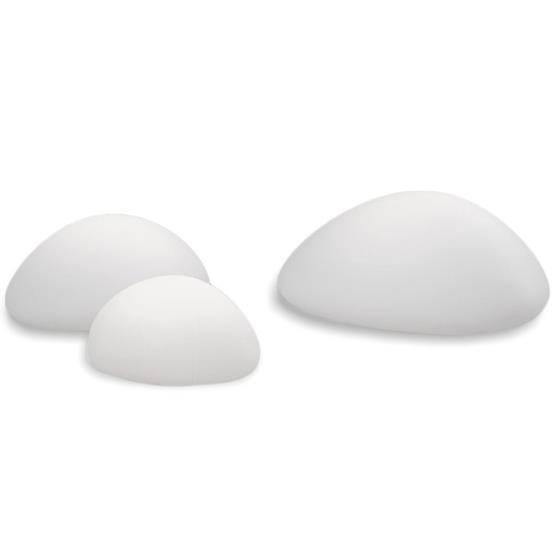 Set 3 lampes LED Design Mimo Blanc - Calabaz