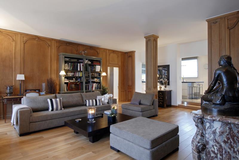 m lange de styles au salon par marion arnoud loherst. Black Bedroom Furniture Sets. Home Design Ideas