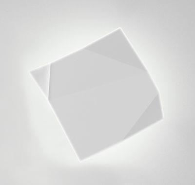 Applique Origami LED / Motifs n°1 - Vibia blanc en matière plastique