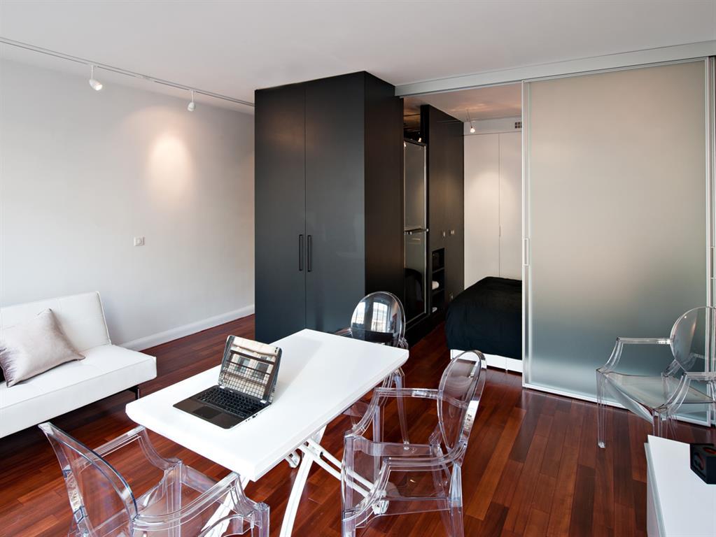 Des astuces pour optimiser l espace d un petit studio sans mezzanine a7ce6aefe3b3