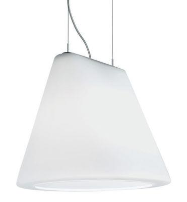 Suspension BigSize - Belux blanc en verre