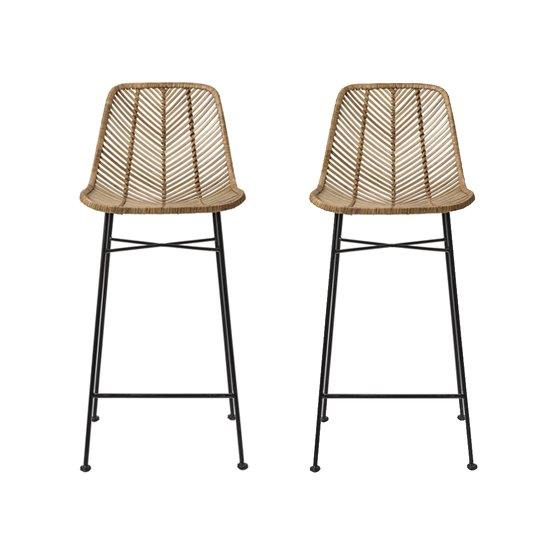 tabouret de bar bloomingville