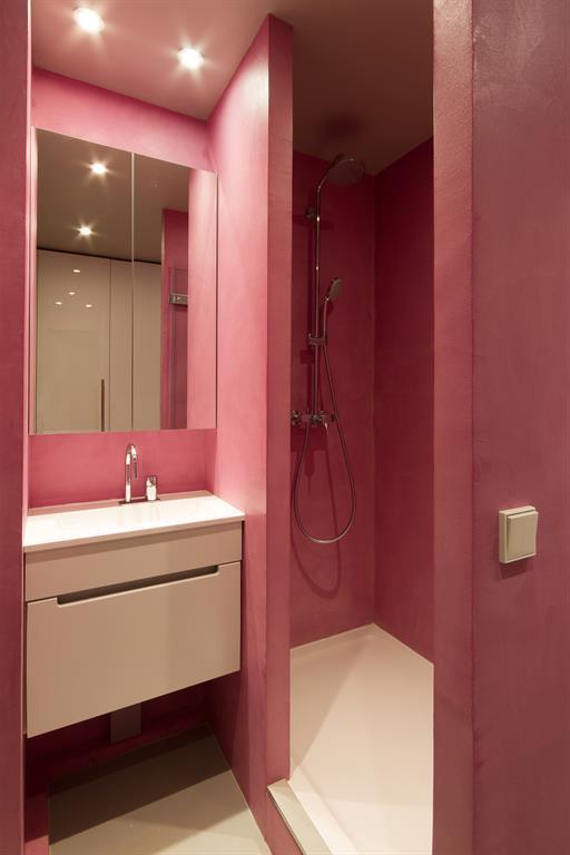 Salle d\'eau colorée ARCHIPELLES photo n°27 - Domozoom
