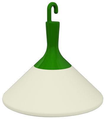 Lampe de sol Zelight intérieur / extérieur - Driade blanc