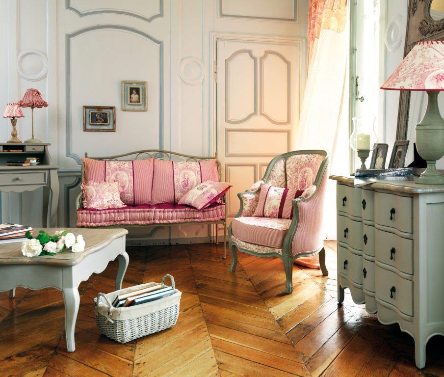 Comment donner du volume et du style un petit salon - Comptoir de famille salon de provence ...