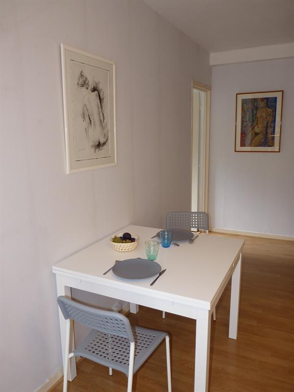 Espace Salle A Manger Avec Table Extensible Idem Inside Elodie