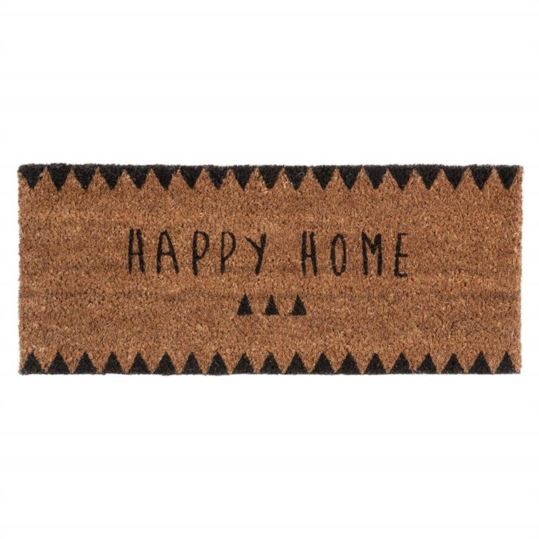 Paillasson Happy Home 25x55