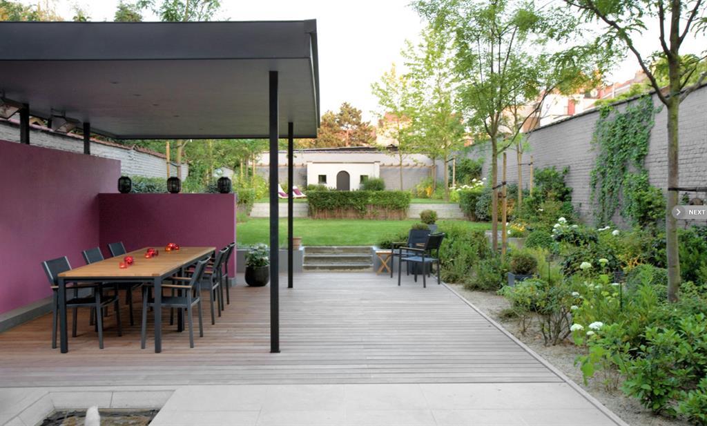 Terrasse Ouverte Sur Jardin Lesterrassesducaroux Fr